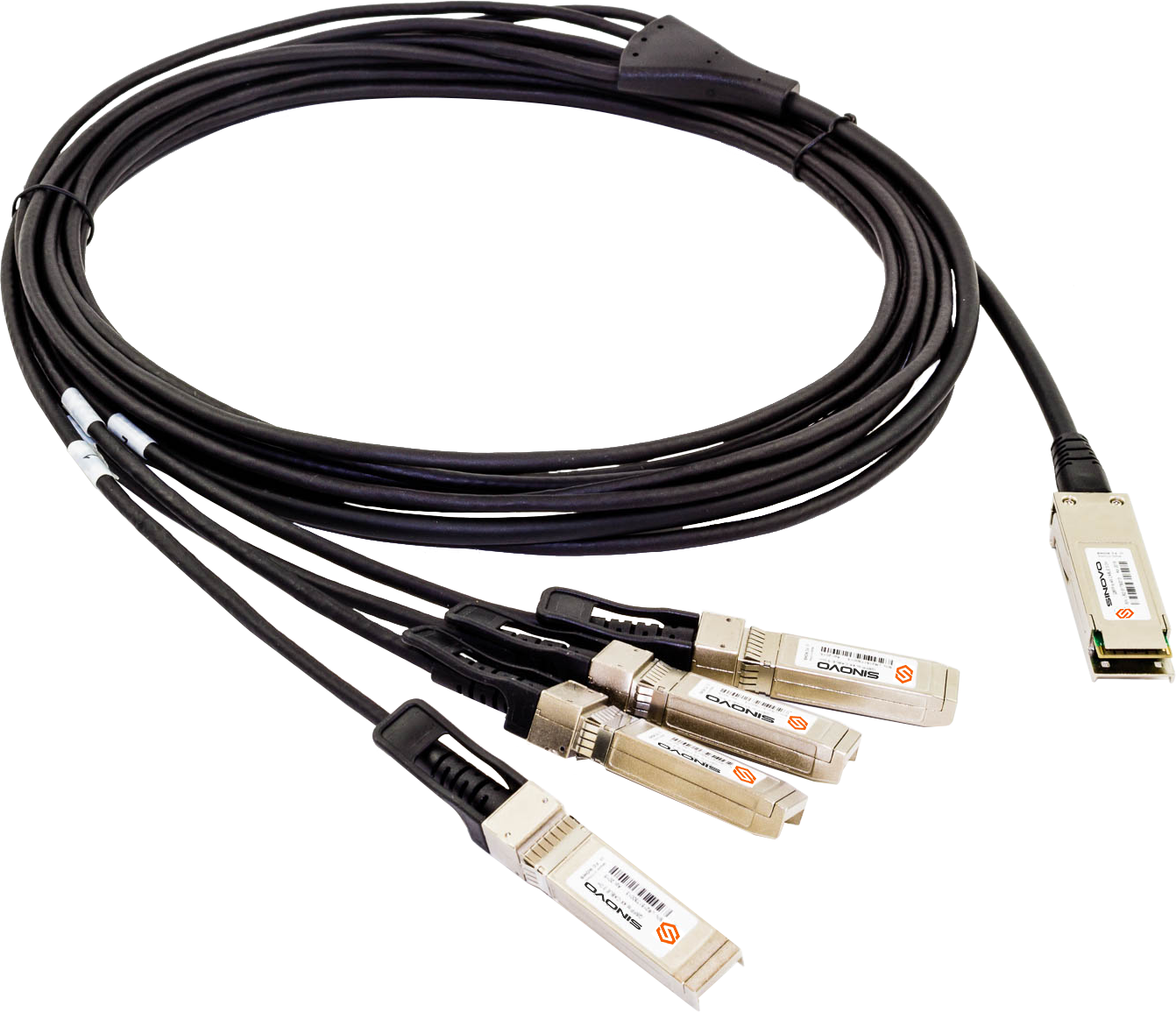 Sinovo Telecom 100G QSFP28 DAC and AOC Cables