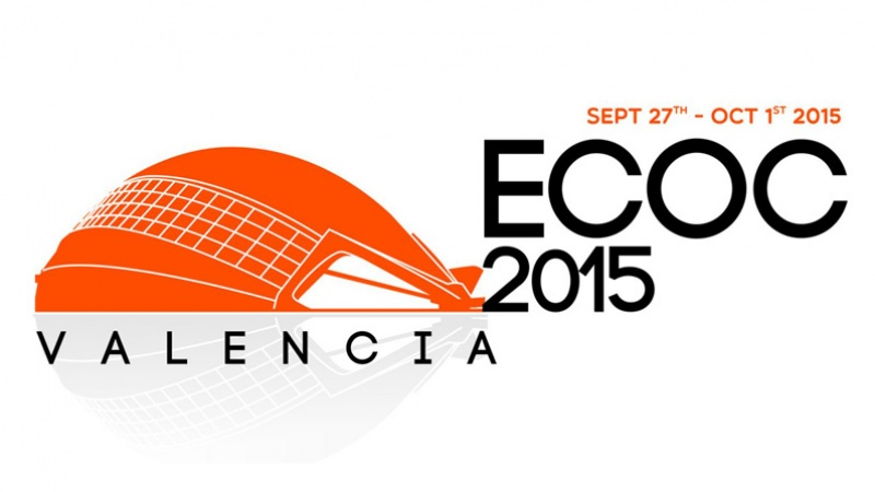 SINOVO attended the ECOC in Valencia 2015